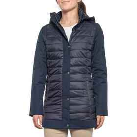Barbour Leven Quilted Jacket - Insulated (For Wome