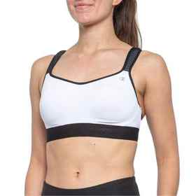 Show-Off Wired Sports Bra - High Impact (For Women