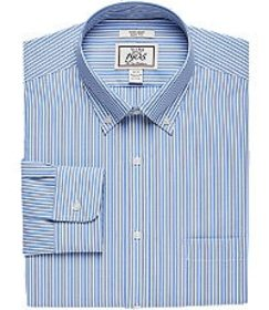 Jos Bank 1905 Collection Slim Fit Stripe Button-Do