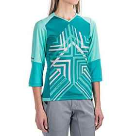 Pearl Izumi Launch Cycling Jersey - 3/4 Sleeve (Fo