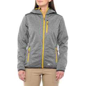 Trespass Siggy Soft Shell Jacket - Hooded (For Wom