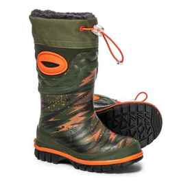 Western Chief Strike Print Snow Boots - Waterproof