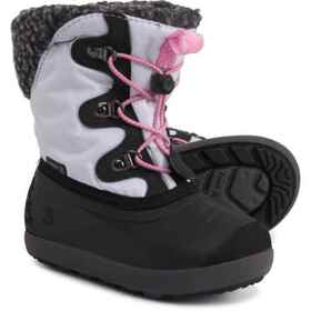 Kamik Dashaway Pac Boots - Waterproof (For Girls)