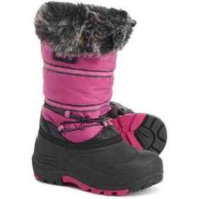 Kamik Amarok Pac Boots - Waterproof (For Girls) in