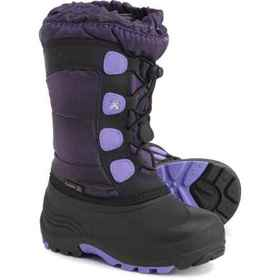 Kamik Moonracer Pac Boots - Waterproof (For Girls)