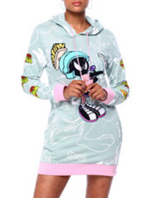 Freeze Max marvin stop hoodie dress