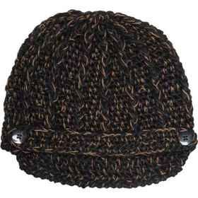 Pistil Clara Knit Brim Beanie (For Women) in Black