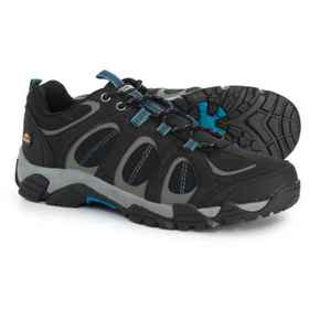 Pacific Trail Logan Hiking Shoes (For Men) in Blac