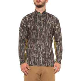 NOMAD 1/4 Zip Shirt - Long Sleeve (For Men and Big