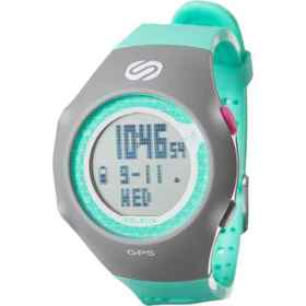 Soleus GPS Turbo Watch (For Men) in Mint/Grey