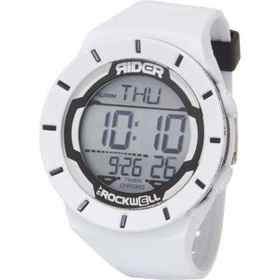 Rockwell Coliseum Digital Watch - Polyurethane Str