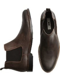 Joseph Abboud Brown Bowen Chelsea Boot
