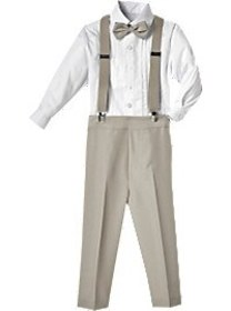 Peanut Butter Collection Toddler Shirt, Pant, Tie