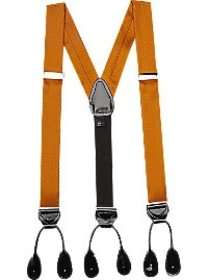 Dobby Extra Long Copper Suspenders