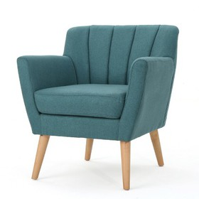 Merel Mid-Century Club Chair - Christopher Knight
