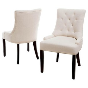 Hayden Tufted Dining Chairs - (Set of 2) - Christo