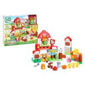 LeapFrog LeapBuilders Food Fun Family Farm With El