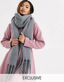 My Accessories London Exclusive super soft scarf w