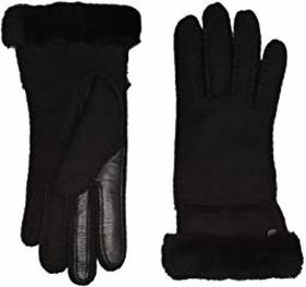UGG Seamed Tech Water Resistant Sheepskin Gloves
