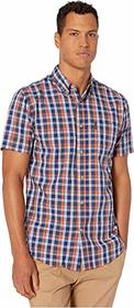 Ben Sherman Short Sleeve Medium Checker Shirt