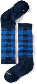 Smartwool Wintersport Buff Check Socks - Kids'