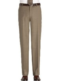 Joseph Abboud Tan Modern Fit Dress Pants