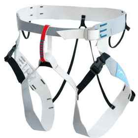 Blue Ice Choucas III Climbing Harness in Grey