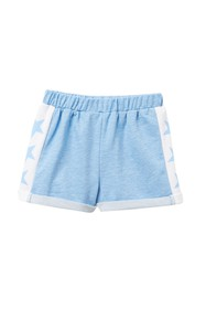 Design History French Terry Star Shorts (Little Gi