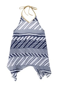 Tommy Bahama Stripe Cover-Up (Toddler)