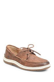 Born Ocean Leather Boat Shoe