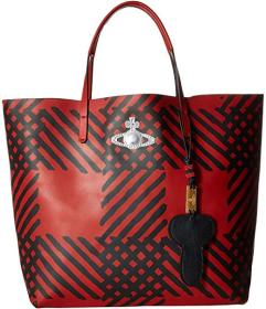 Vivienne Westwood Leather Shopper