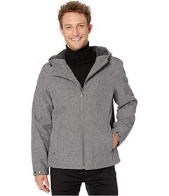 Tommy Hilfiger Soft Shell Hoodie with Sherpa Linin