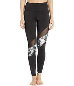 Bebe Sport Asymmetrical Leggings