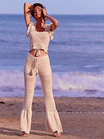 Link Crocheted Top - New York & Company