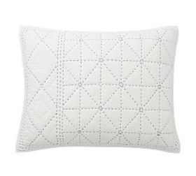 Pottery Barn The Emily & Meritt Pickstitch Organic