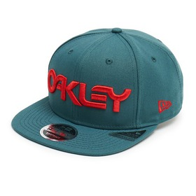 Oakley 6 Panel Hat Logo Neon - Planet