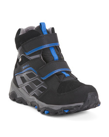 MERRELL Wide Waterproof Snow Boots (Little Kid)
