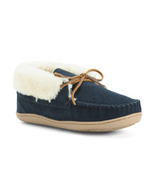 MINNETONKA Judy Junior Bootie Slippers