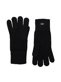 Ugg Knit Tech Gloves BLACK