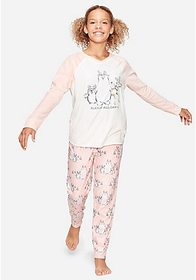Justice Sleigh All Day Pajama Set