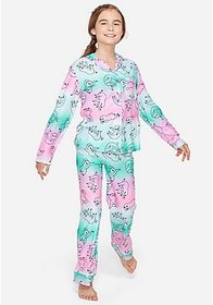 Justice Pastel Sloth Sleep Set