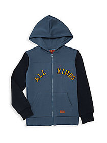 7 For All Mankind Little Boy's Cotton-Blend Hoodie
