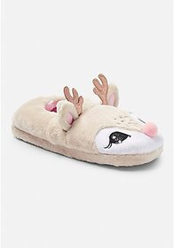 Justice Deer Slippers