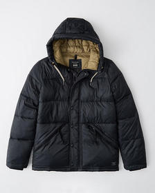 Ultra Puffer, NAVY BLUE