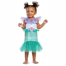 Disney Ariel Costume for Baby by Disguise