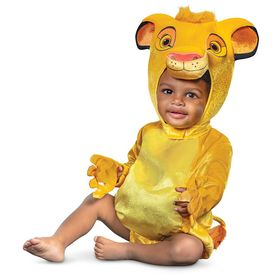 Disney Simba Costume for Baby by Disguise