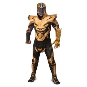 Disney Thanos Deluxe Costume for Adults by Rubie's