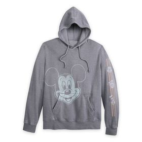 Disney Mickey Mouse and Friends Hooded Pullover Sw