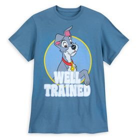 Disney Tramp T-Shirt for Adults – Lady and the Tra