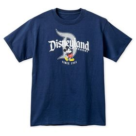 Disney Mickey Mouse T-Shirt for Adults – Disneylan